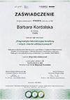 Diagnostyka laboratoryjna boreliozy i innych chorób odkleszczowych - Barbara Kordalska