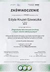 Diagnostyka laboratoryjna boreliozy i innych chorób odkleszczowych - Edyta Kruzel-Szwaczka