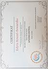Międzylaboratoryjna Kontrola Jakości Badania Ogólnego Nasienia runda 1 - Edyta Kruzel-Szwaczka