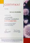 Zjazd Polskiego Towarzystwa Cytometrii - Barbara Kordalska