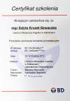 Szkolenie BD FACSCalibur BD CellQuest Pro - Edyta Kruzel-Szwaczka