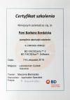 Szkolenie BD FACSCanto II BD FACSDiva - Barbara Kordalska
