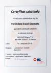 Szkolenie BD FACSCanto II BD FACSDiva - Edyta Kruzel-Szwaczka